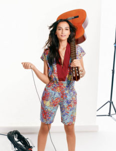 Burda Style 3/2015 #114 playsuit