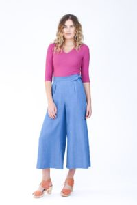 Megan Nielsen Flint trousers