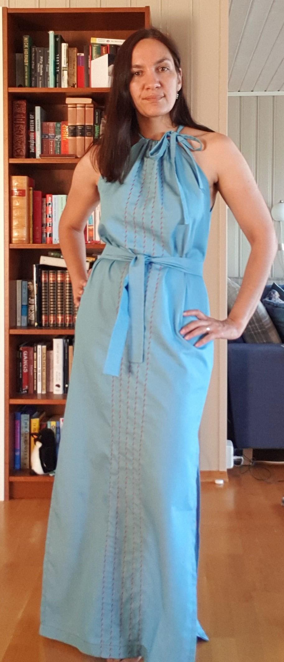 Viseu - Variant D - Lang kjole