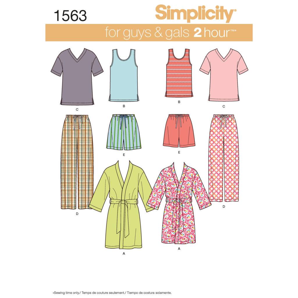 Simplicity 1563