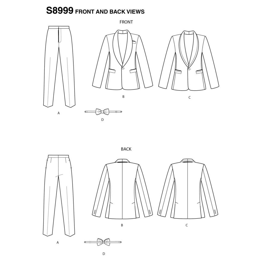 Simplicity 8899