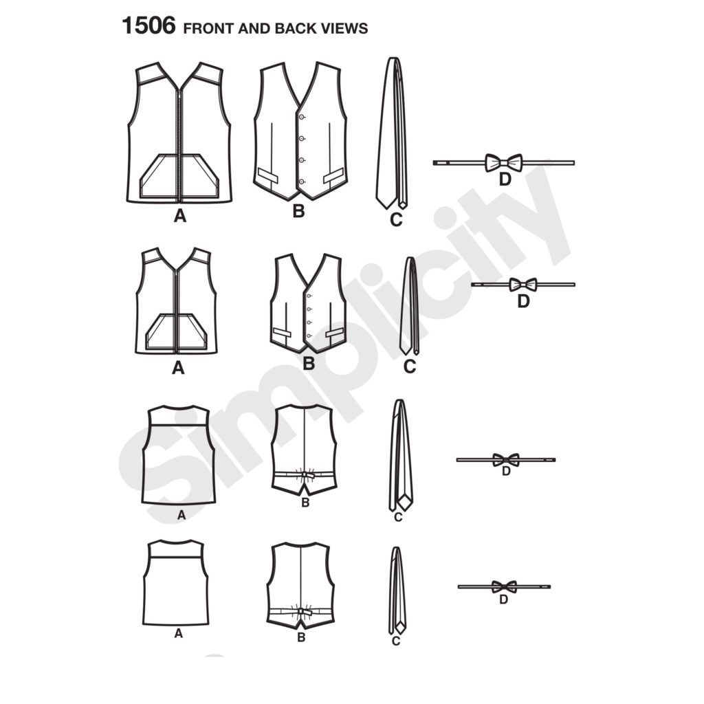 Simplicity 1506