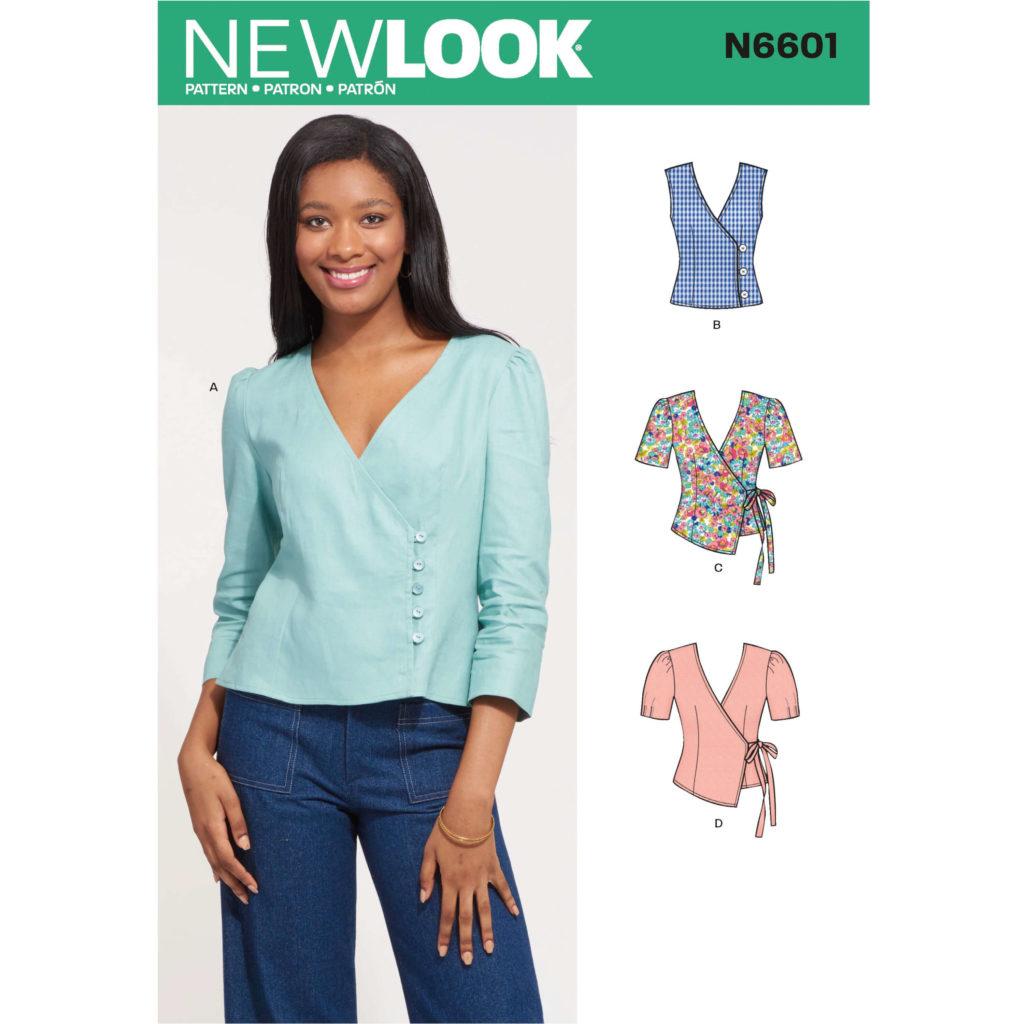 New Look N6601