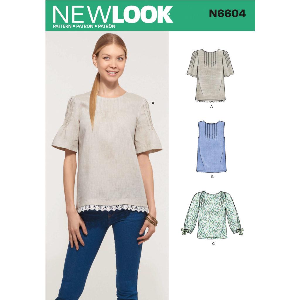 New Look N6604