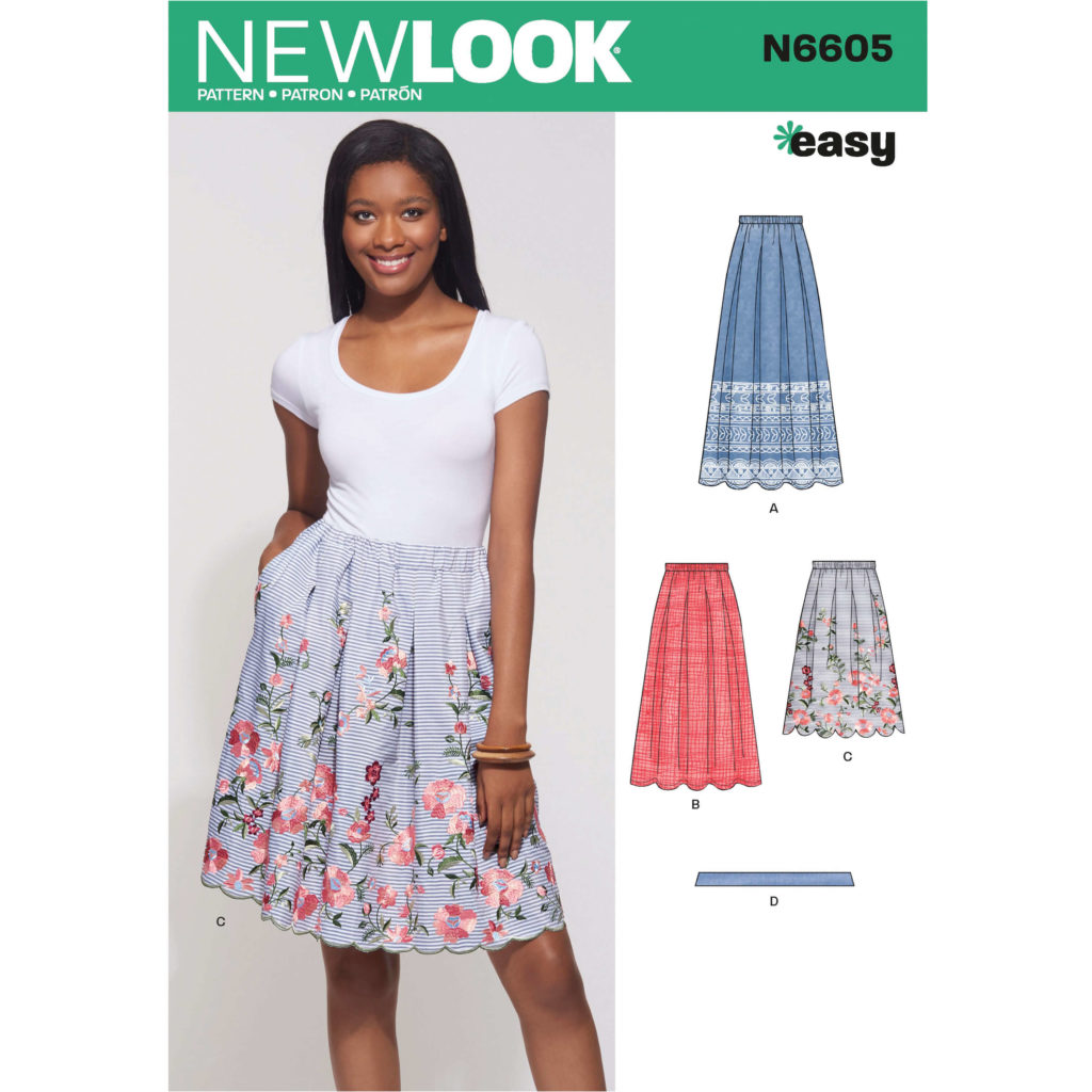 New Look N6605