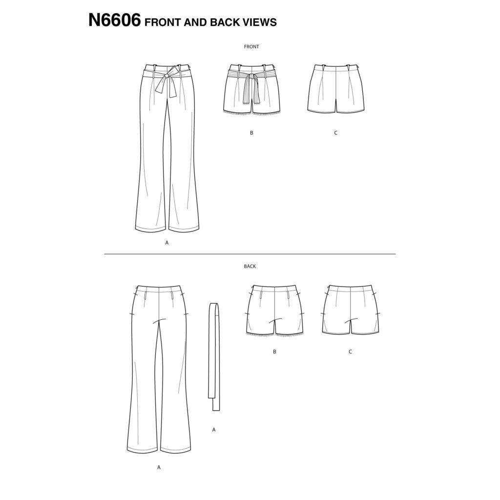 New Look N6606