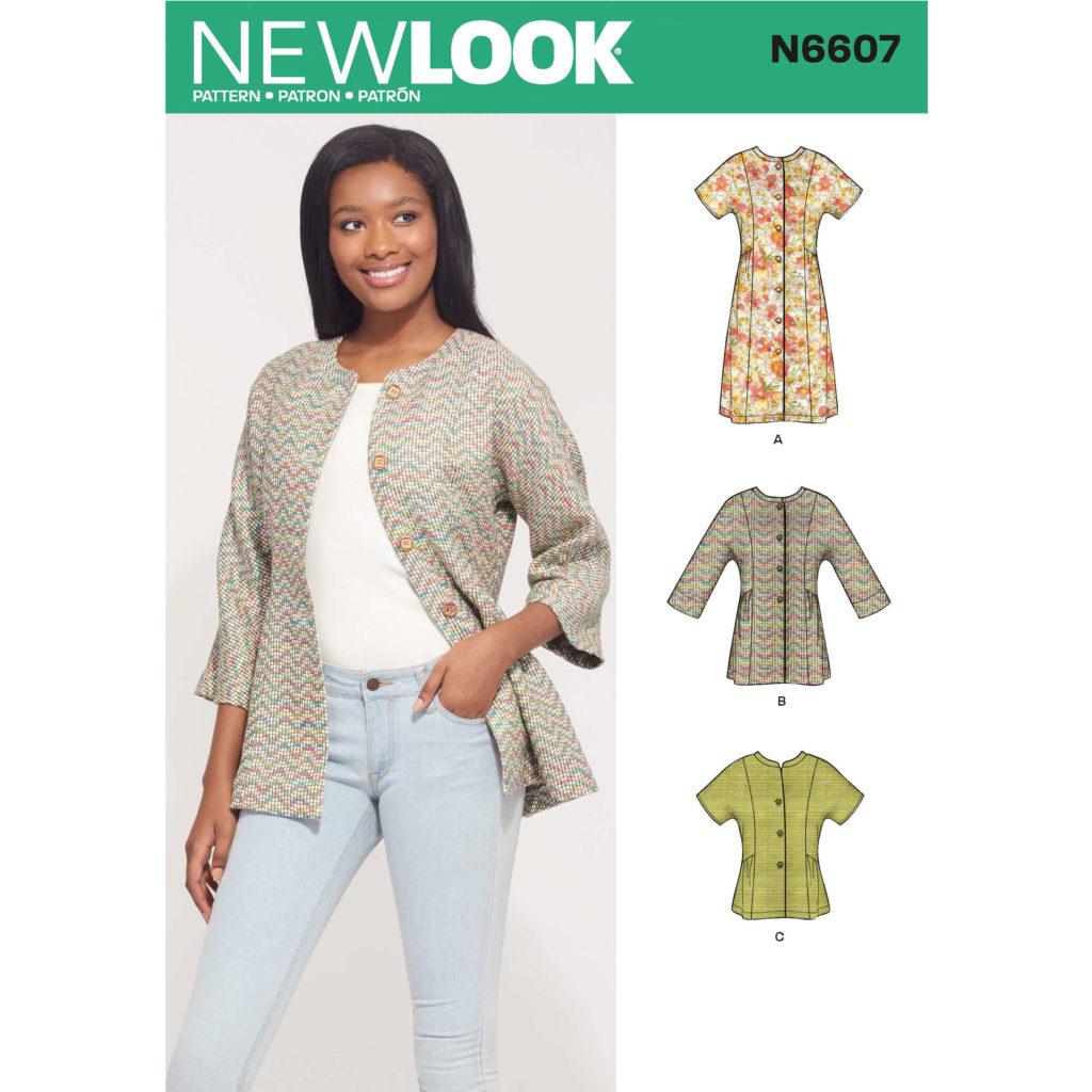 New Look N6607