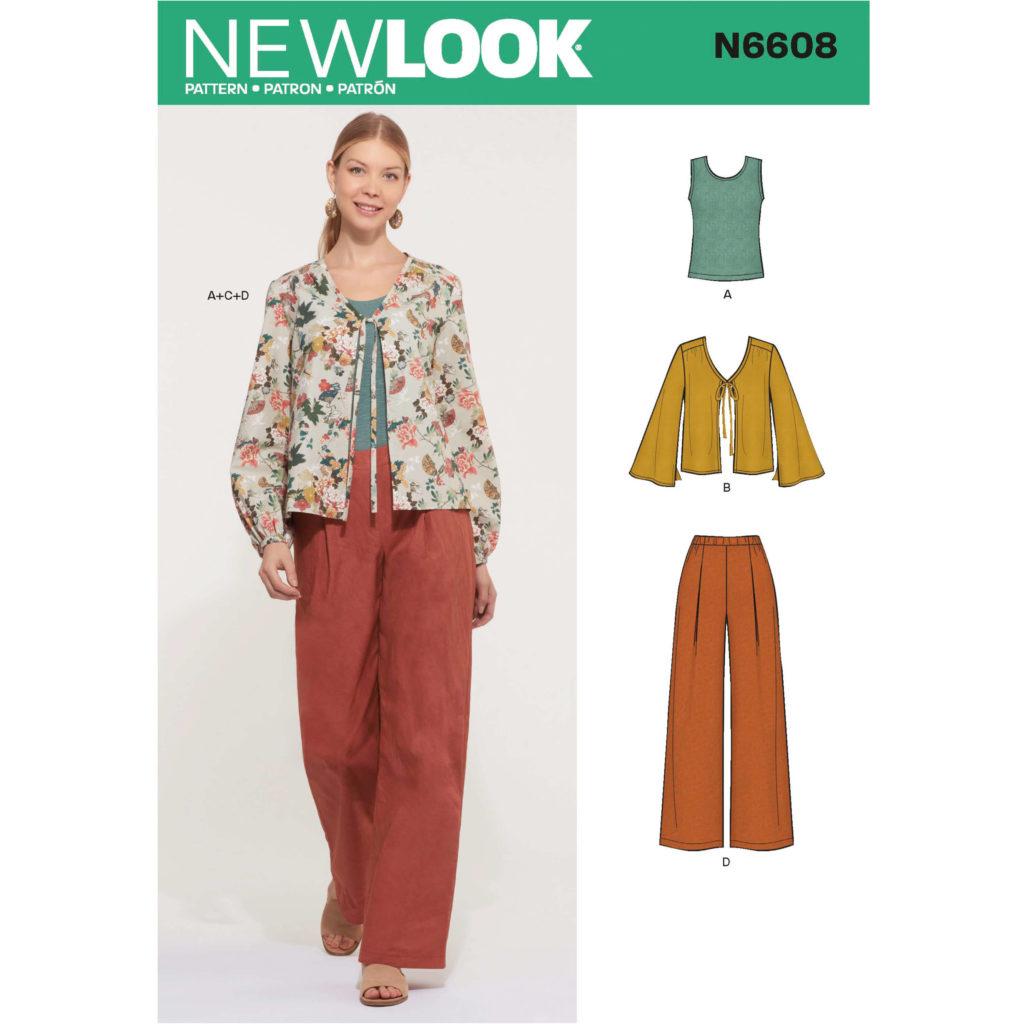 New Look N6608