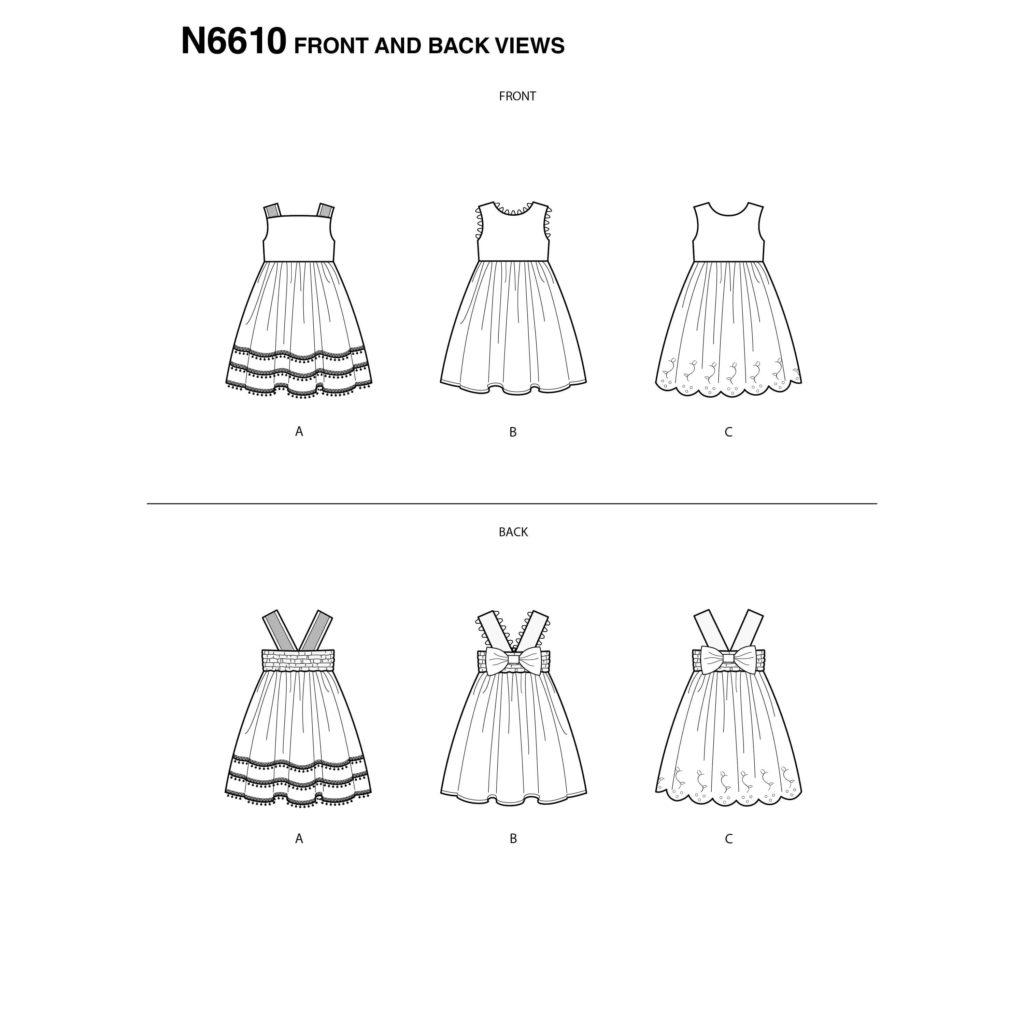 New Look N6610