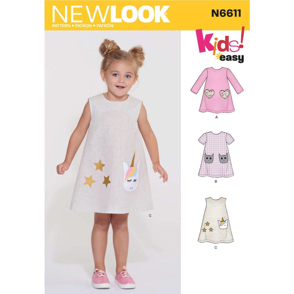 New Look N6611