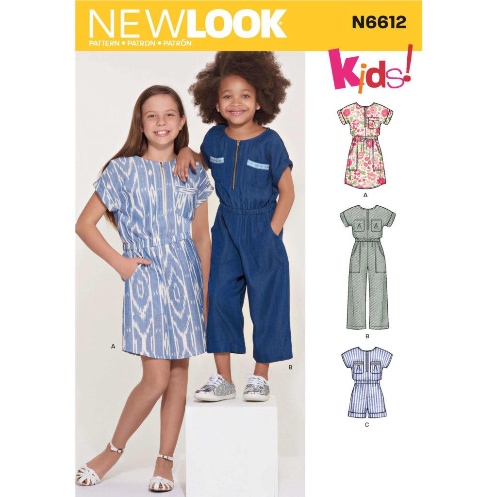 New Look N6612