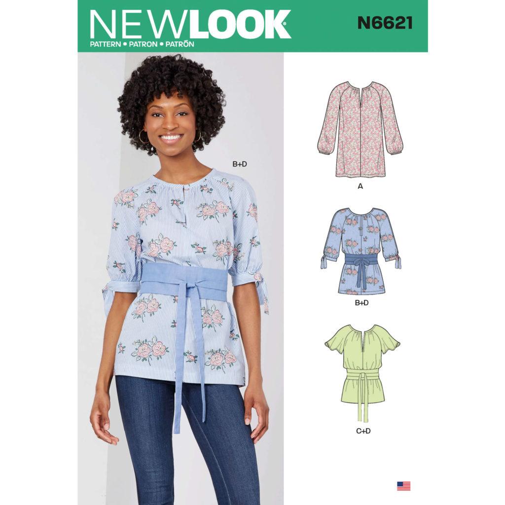 New Look N6621