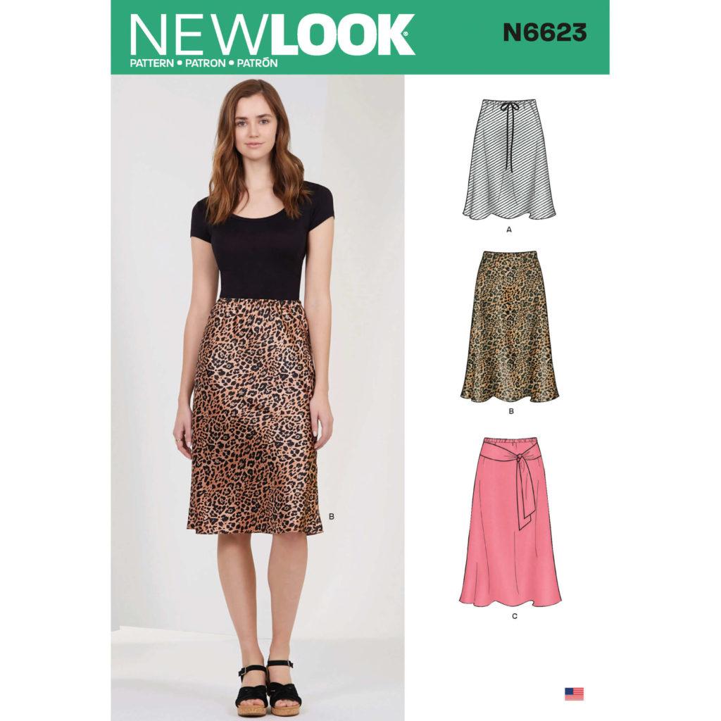 New Look N6623