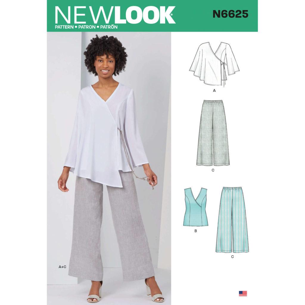 New Look N6625