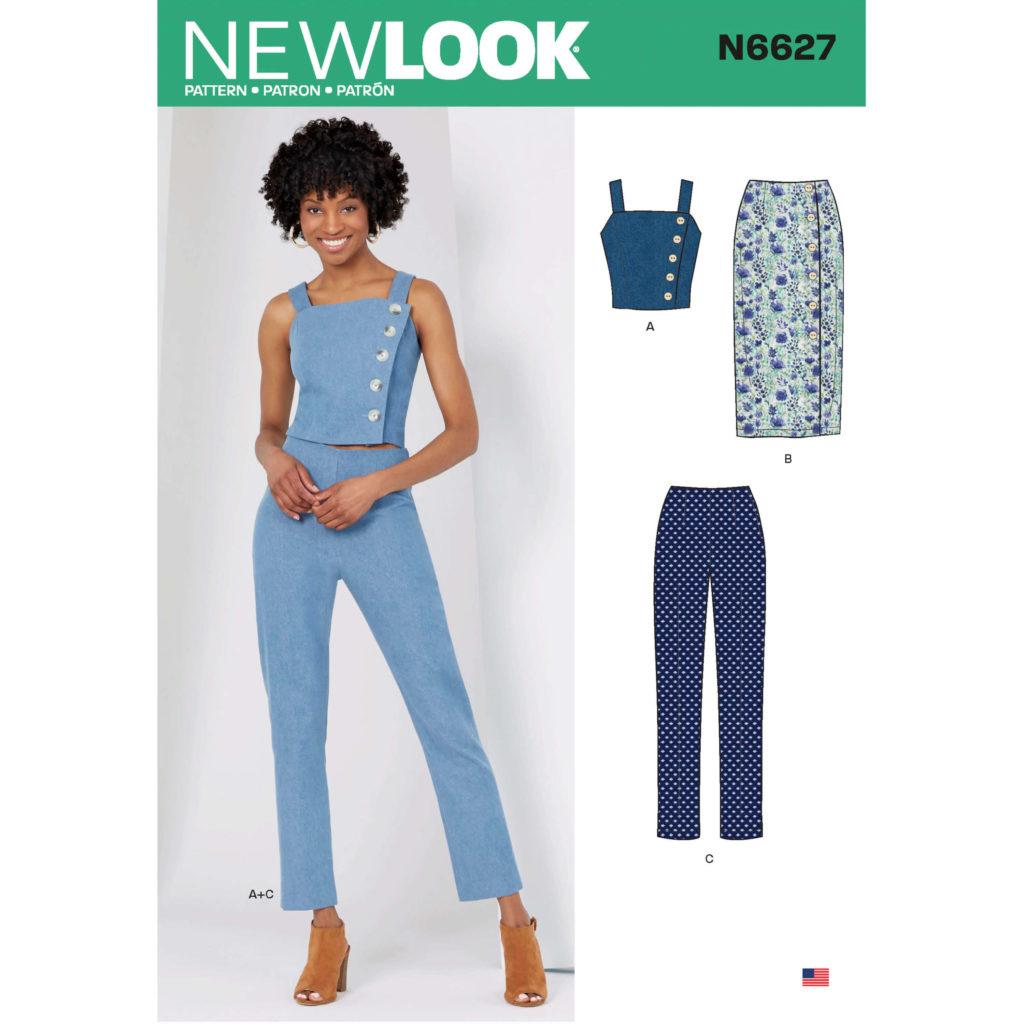 New Look N6627
