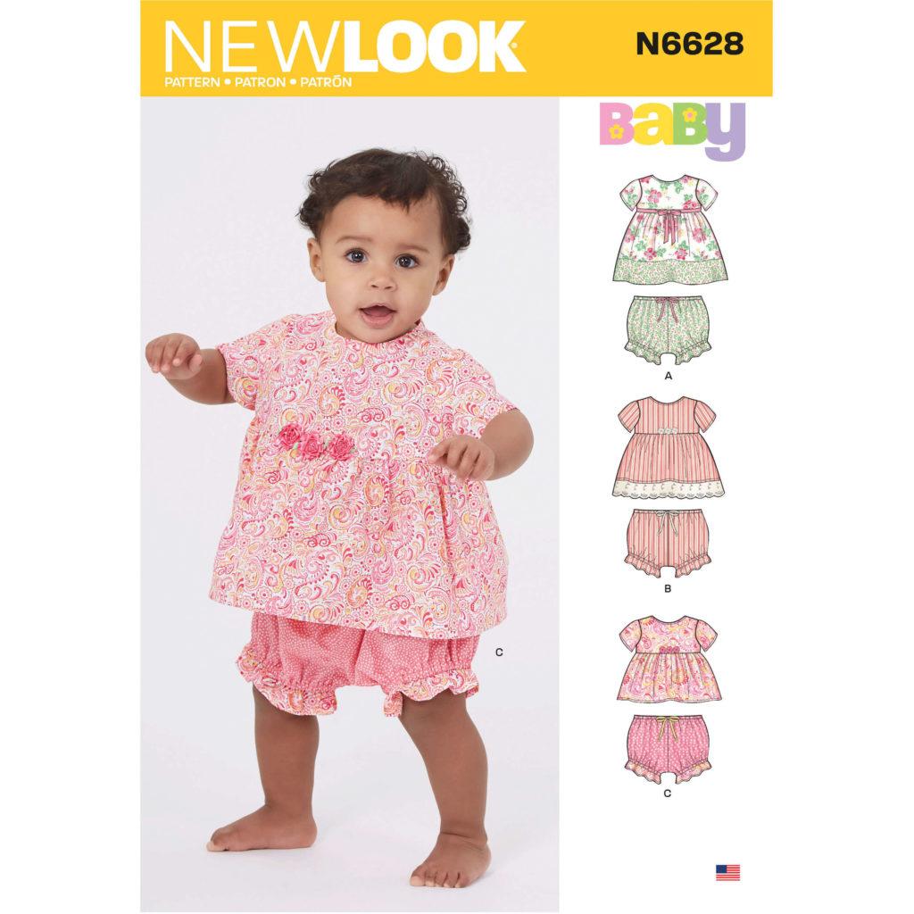 New Look N6628