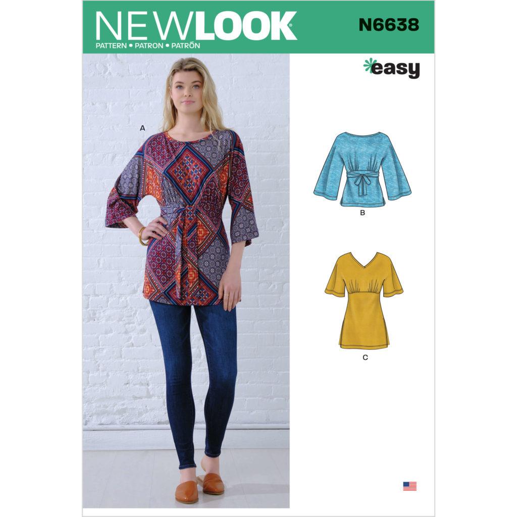 New Look N6638