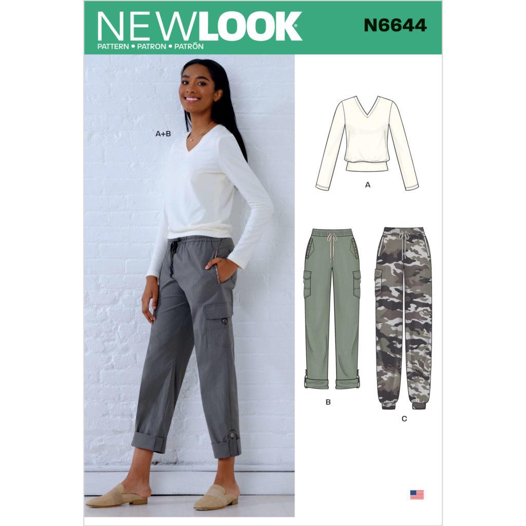 New Look N6644