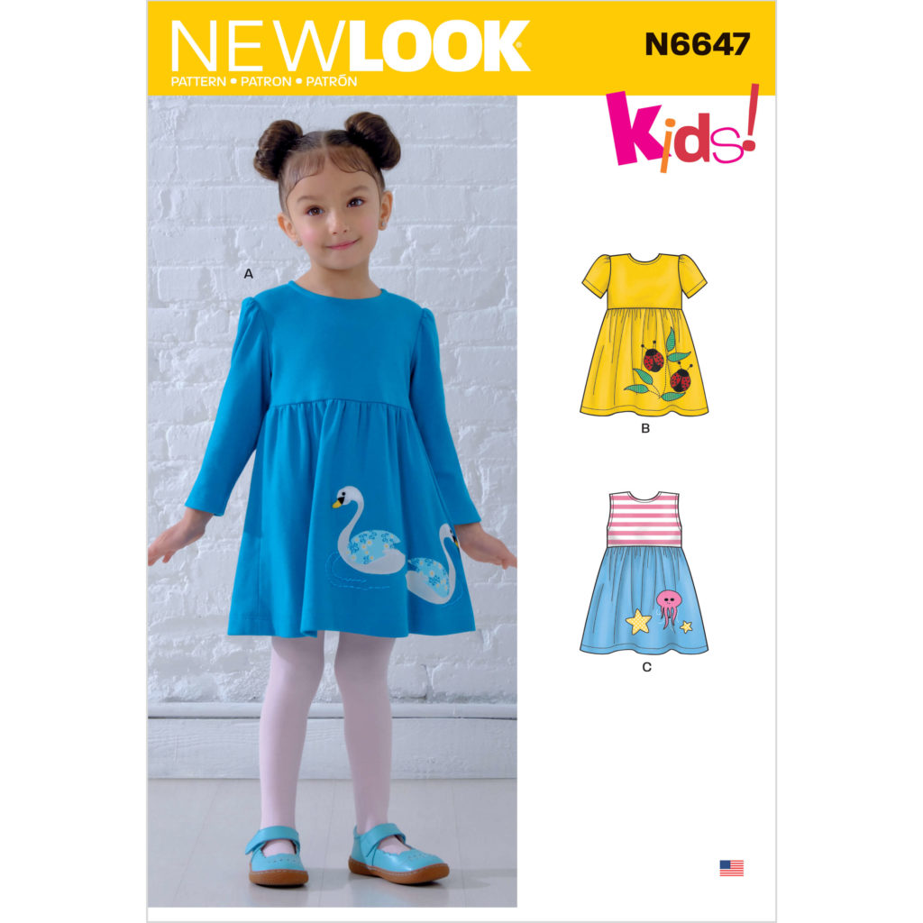 New Look N6647