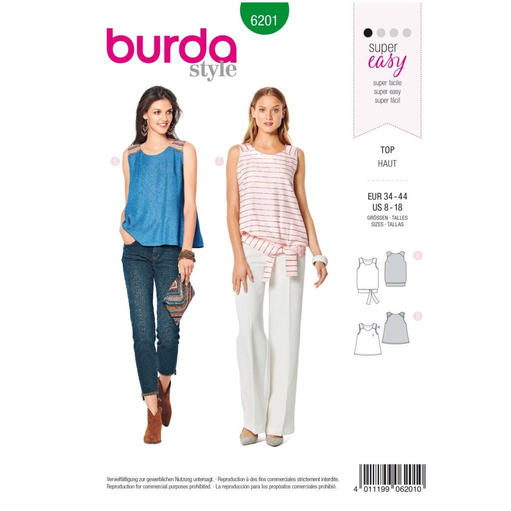 Burda Style 6201