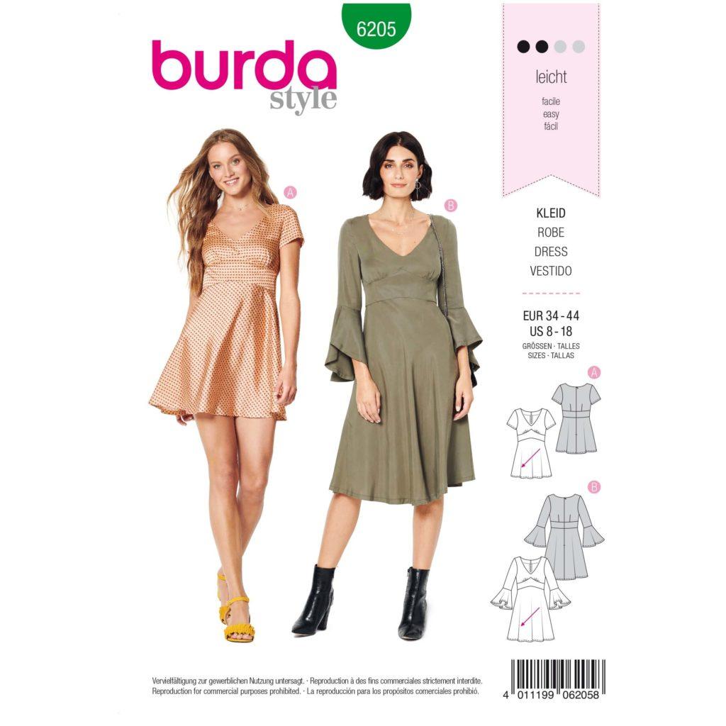 Burda Style 6205