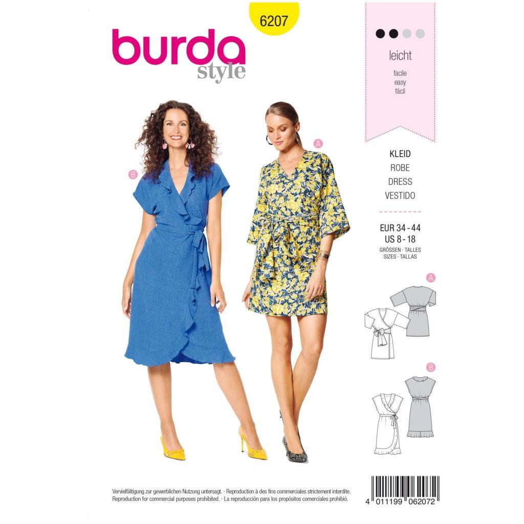 Burda Style 6207