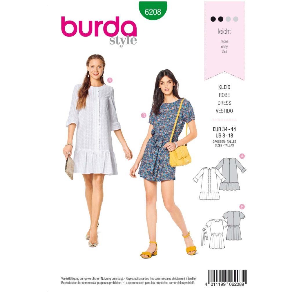 Burda Style 6208