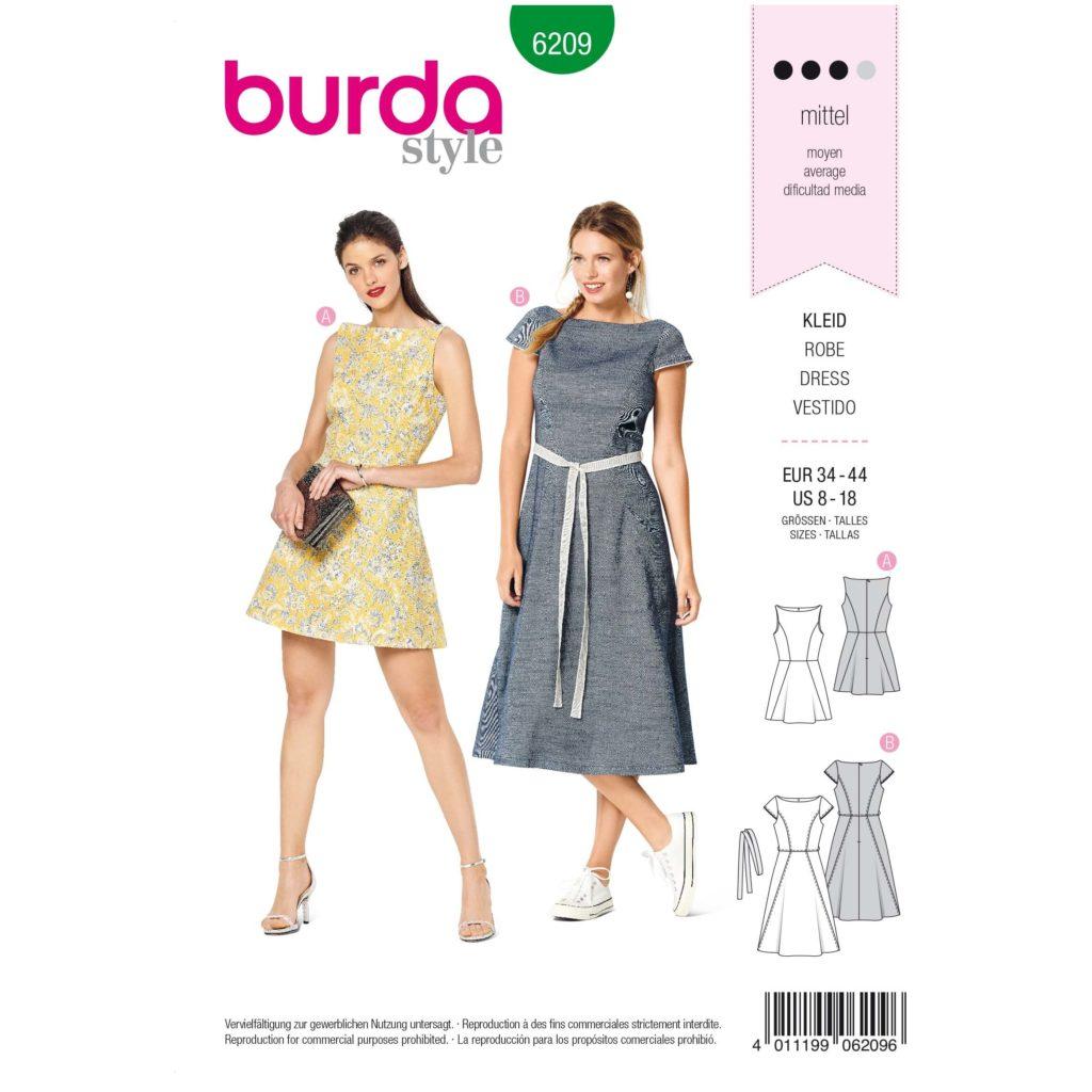 Burda Style 6209