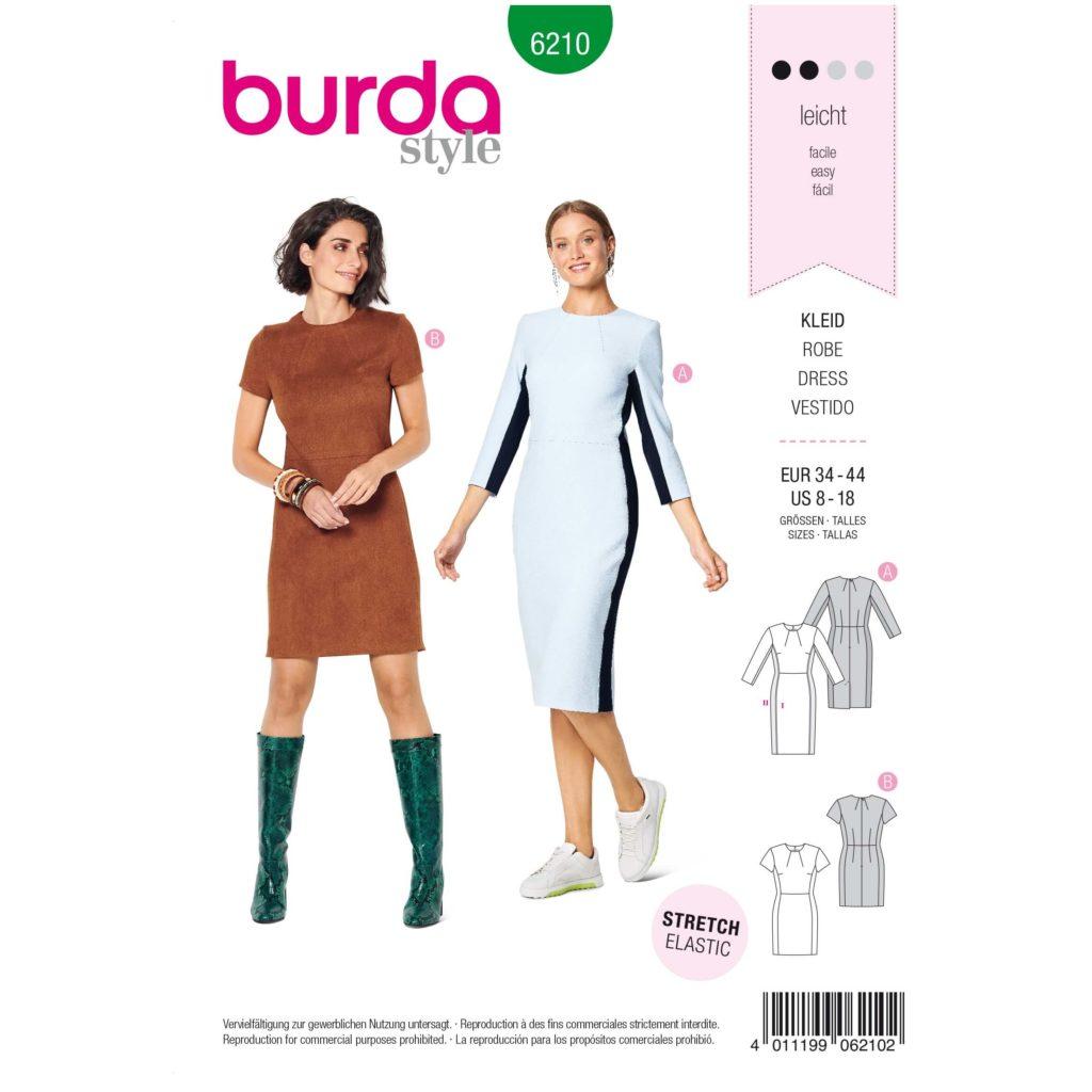 Burda Style 6210