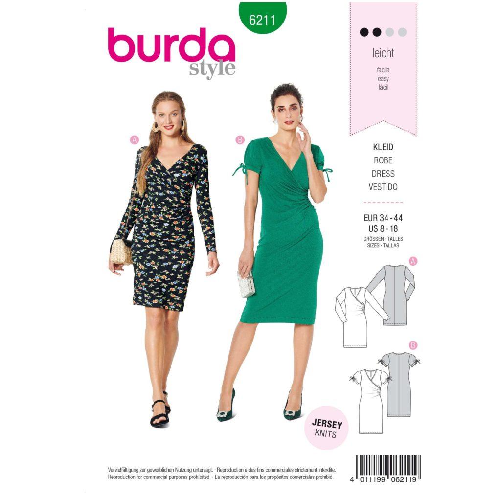 Burda Style 6211