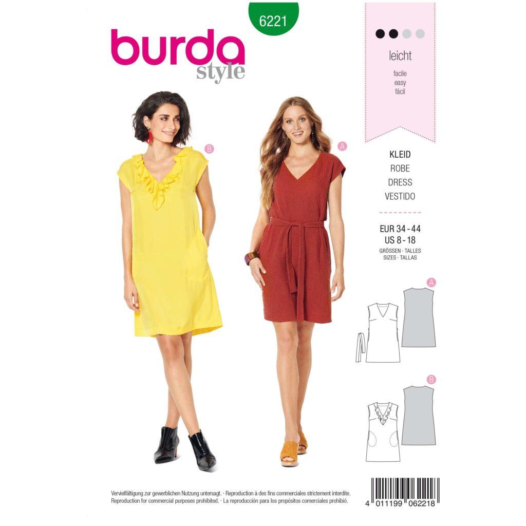 Burda Style 6221