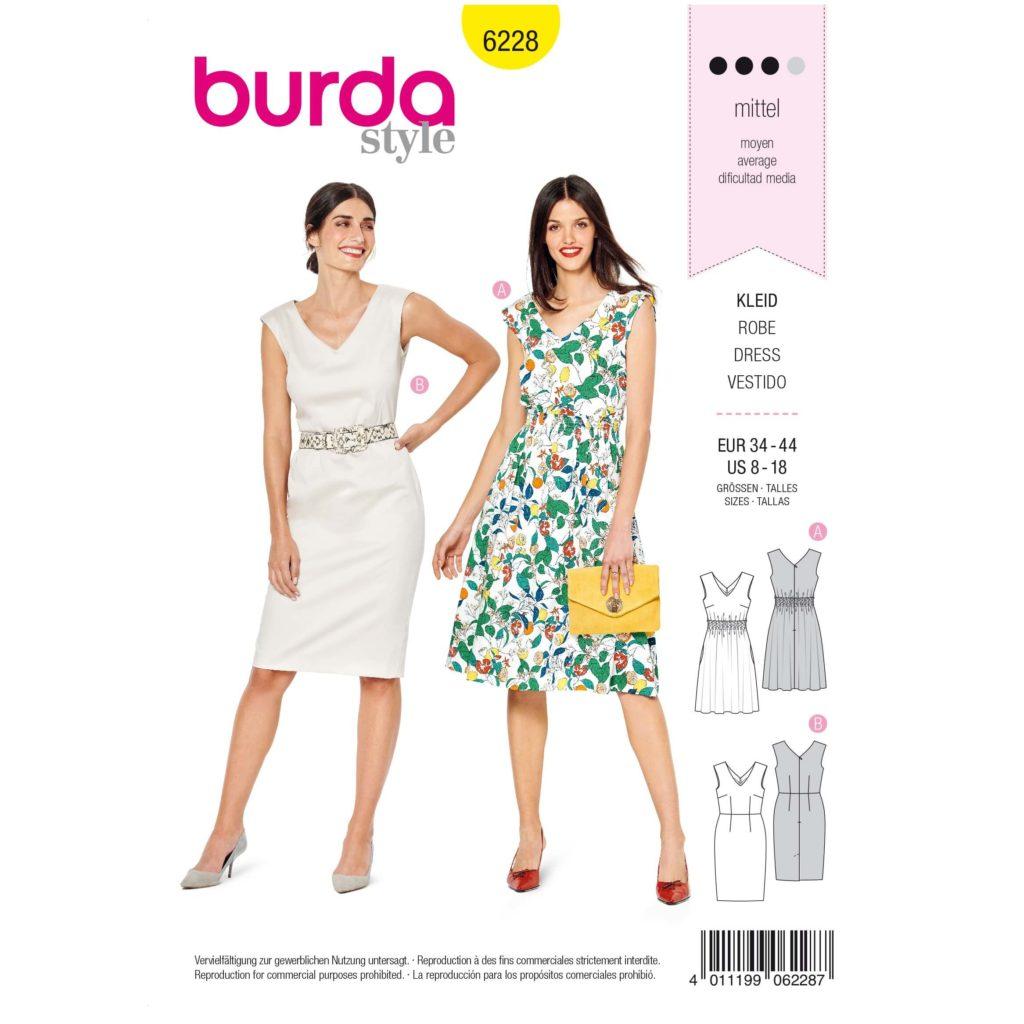 Burda Style 6228
