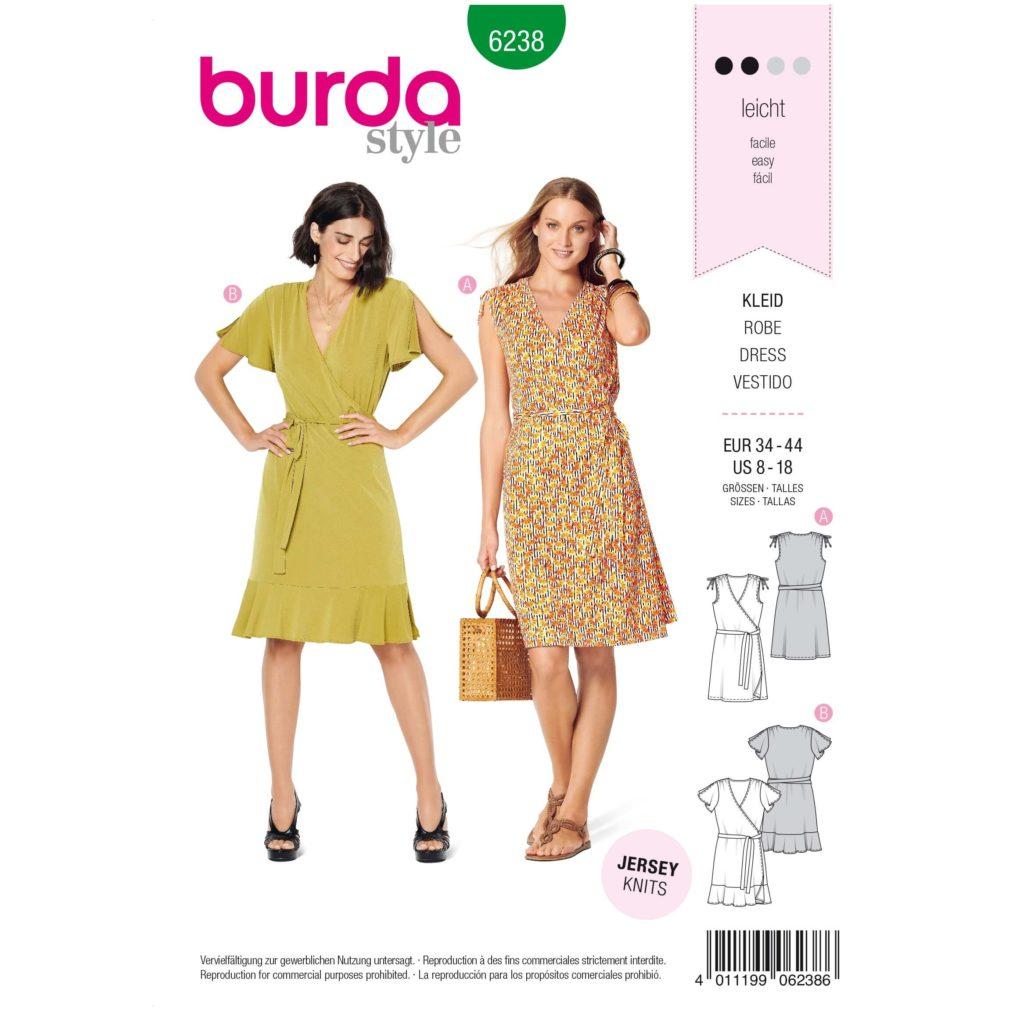 Burda Style 6238