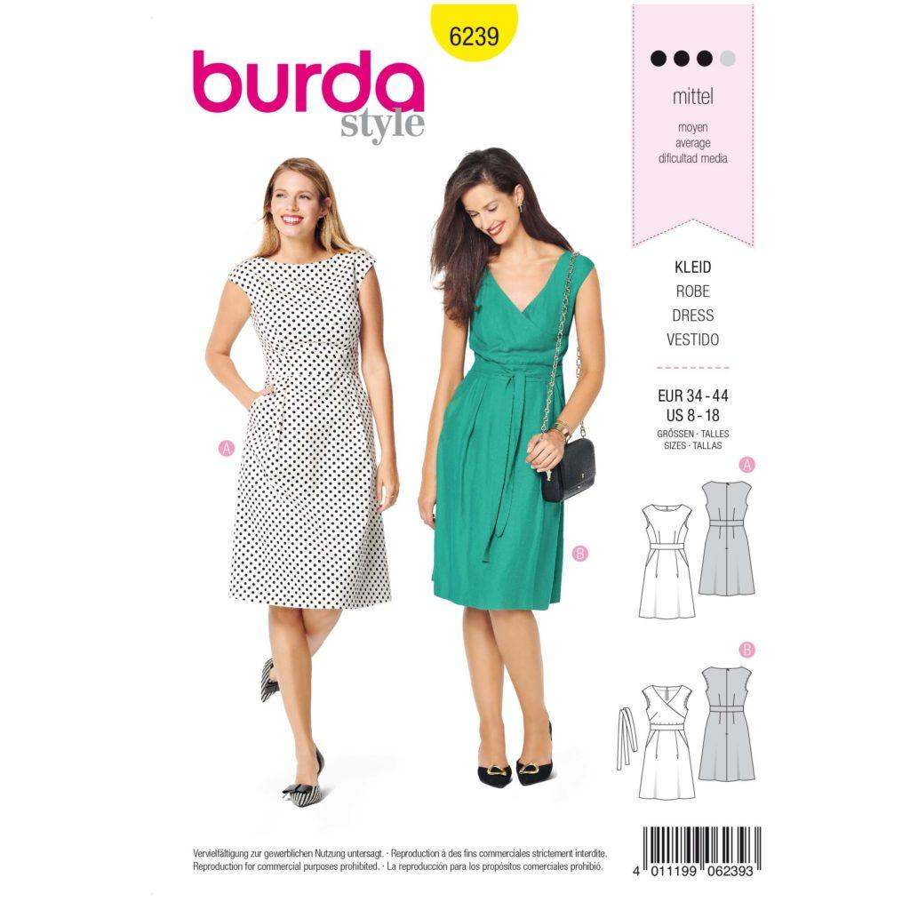 Burda Style 6239