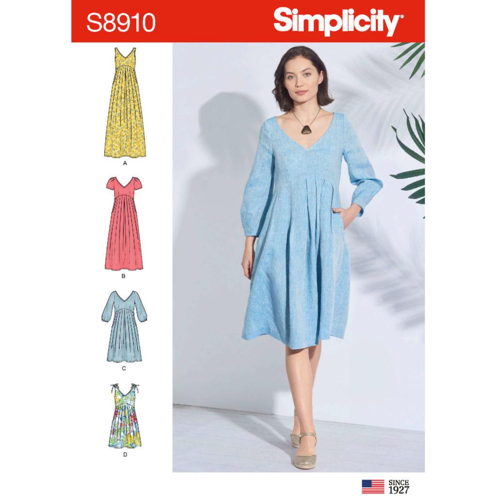 Simplicity S8910