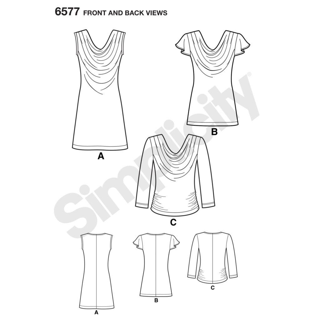 New Look 6577