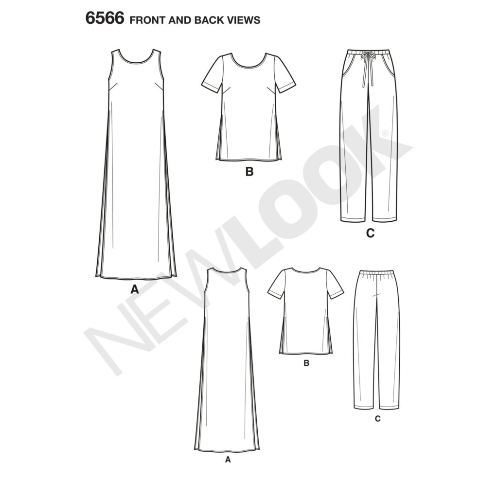 New Look 6566