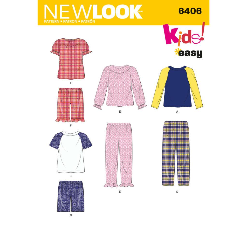 New Look 6406