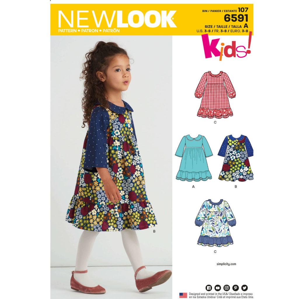 New Look 6591
