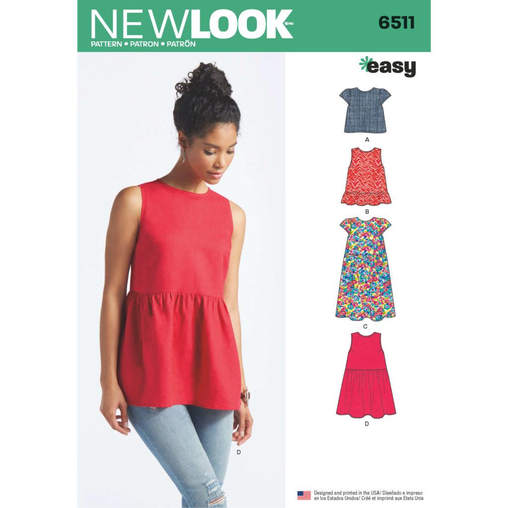New Look 6511