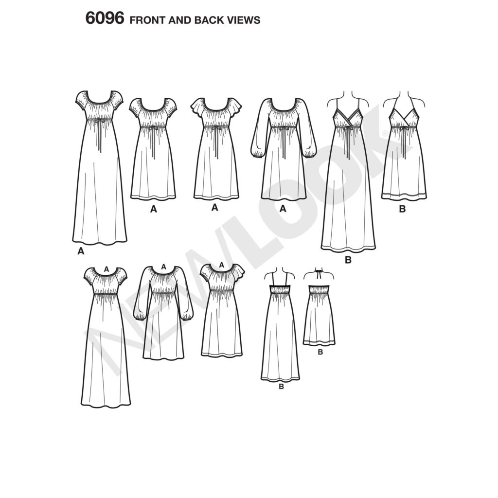 New Look 6096