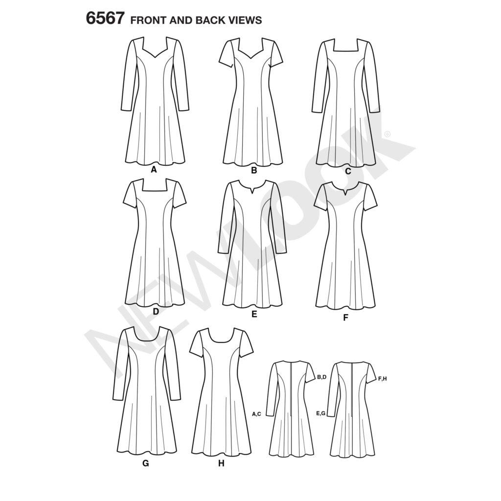 New Look 6567