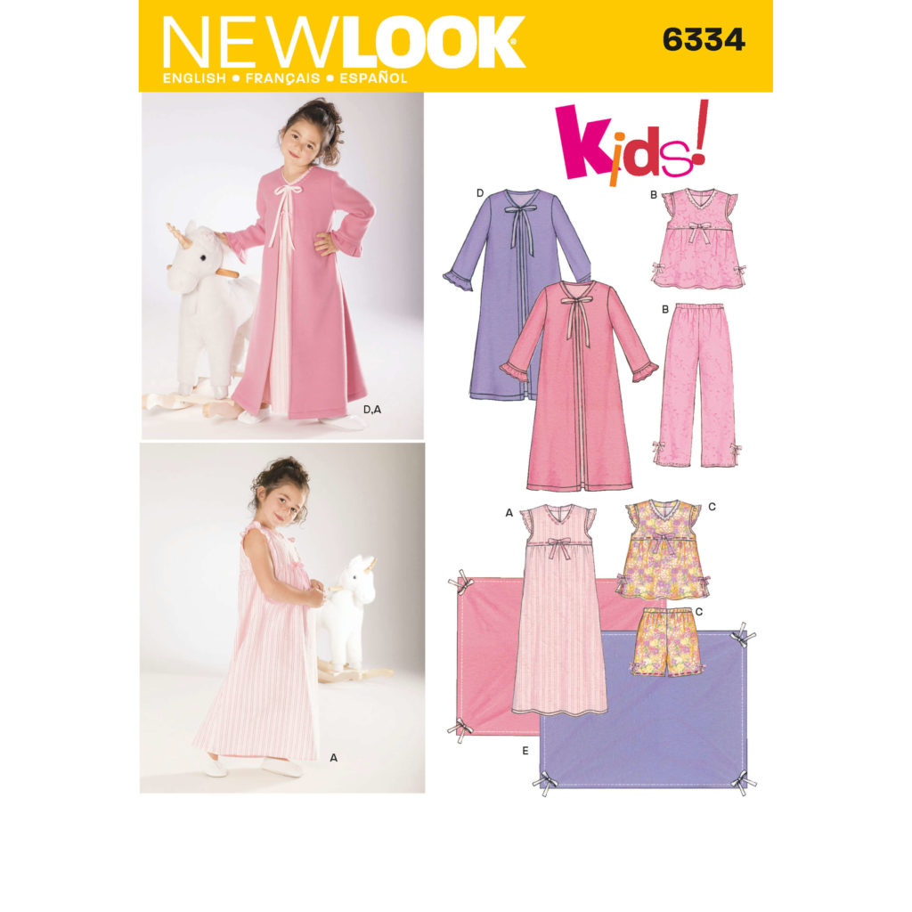 New Look 6334