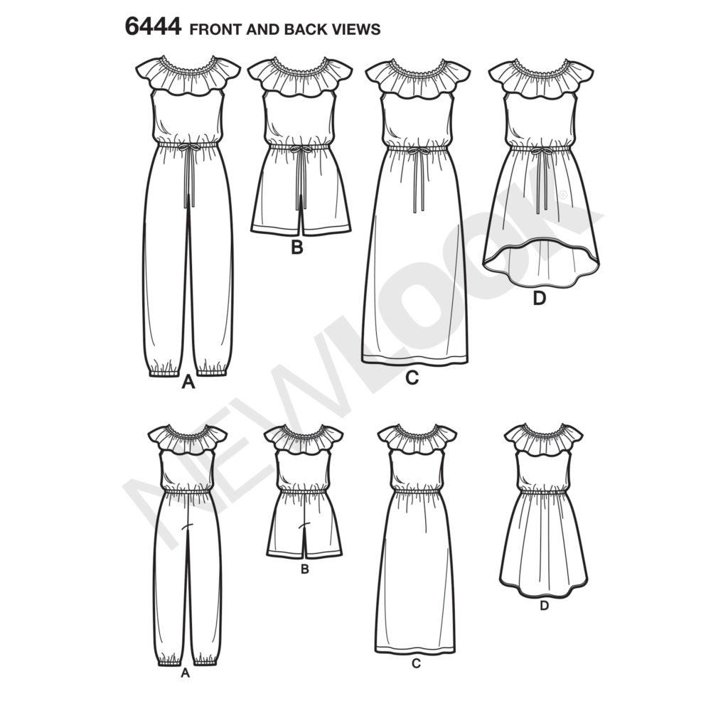 New Look 6444