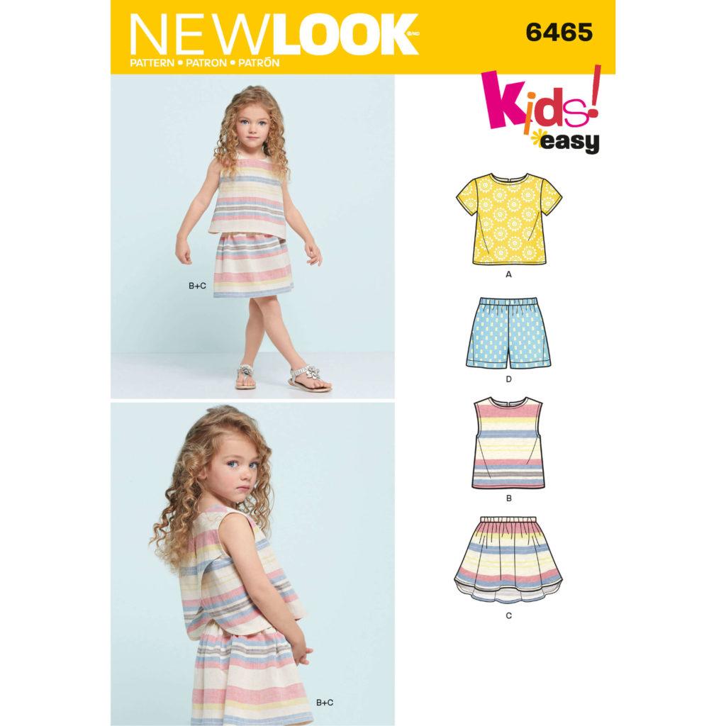 New Look 6465