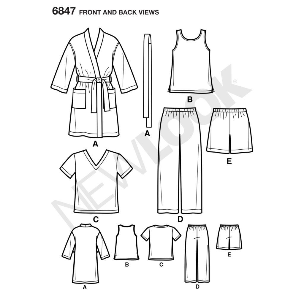 New Look 6847