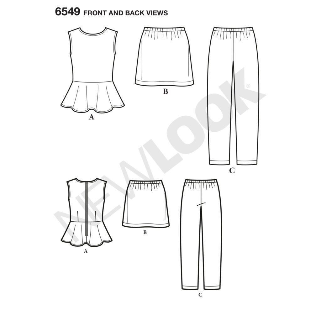 New Look 6549