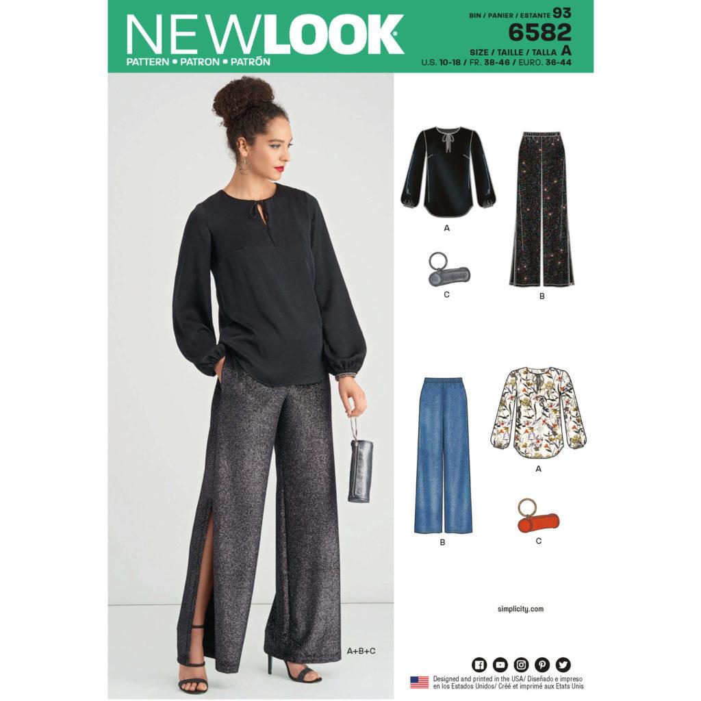 New Look 6582