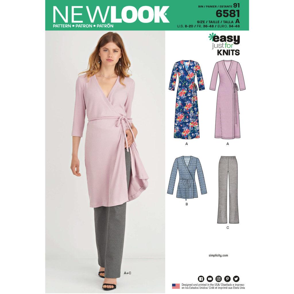 New Look 6581