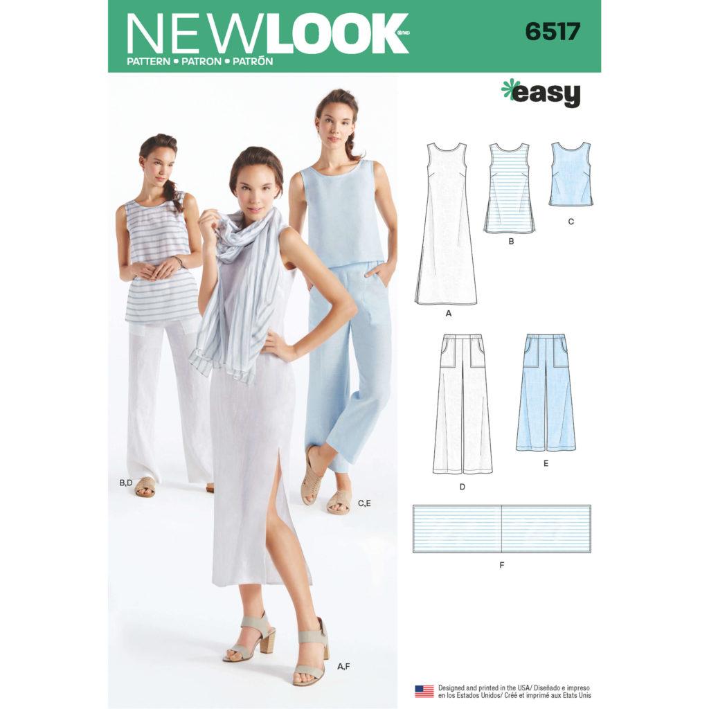 New Look 6517